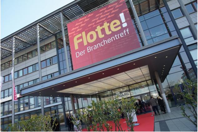 Flotte Der Branchentreff – 10-11 März 2016 in Koeln | Dent Wizard Dellen-und Hagelschadenservice